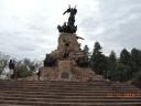 Monumento no Cerro de la Gloria