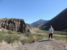 Entre Mendoza e aconcágua