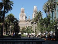 CENTRO DA CIDADE - SANTIAGO, CHILE