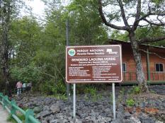 LAGUNA VERDE - PUERTO VARAS - CHILE